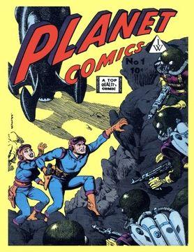 portada Planet Comics #1