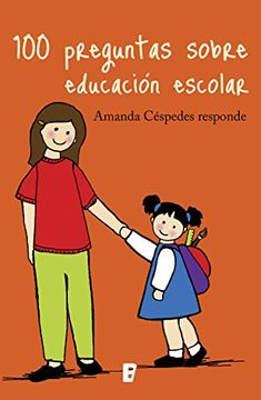 portada 100 preguntas sobre educación escolar