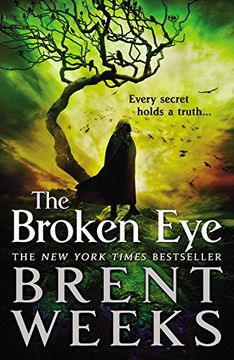 portada The Broken Eye (Lightbringer)