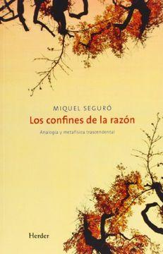 portada Los Confines de la Razón: Analogía y Metafísica Trascendental
