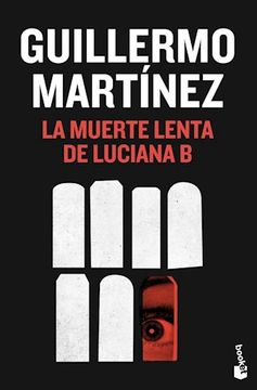 portada La Muerte Lenta de Luciana b