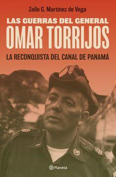 portada Las Guerras del General Omar Torrijos