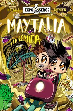 portada Maytalia y la Comida