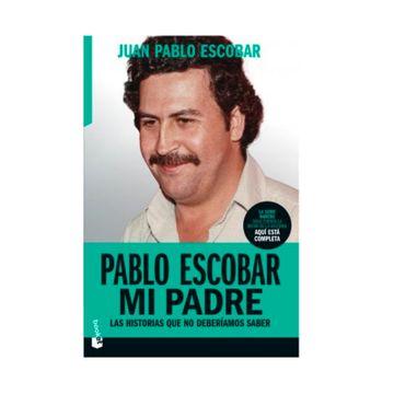 portada Pablo Escobar mi Padre