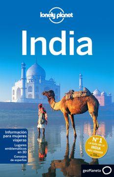 portada Lonely Planet India