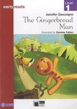 portada Gingerbread man (Early Reads) (libro en inglés)