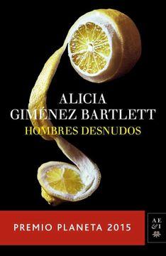 portada Hombres Desnudos (Premio Planeta 2015)