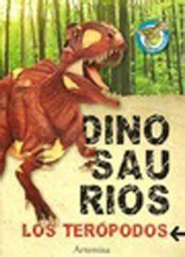 portada Dinosaurios los Teropodos