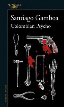 portada COLOMBIAN PSYCHO
