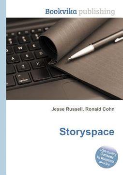 portada Storyspace (libro en Inglés)
