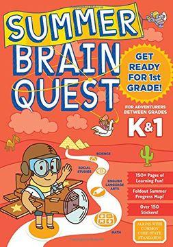 portada Summer Brain Quest: Between Grades K & 1