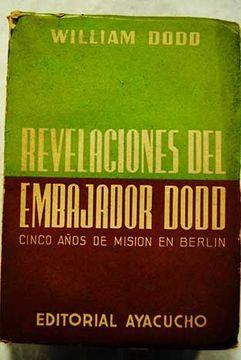portada Revelaciones del Embajador Dodd
