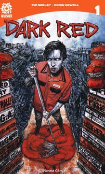 portada Dark red nº 01
