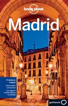 portada Madrid 5 (Guías de Ciudad Lonely Planet)