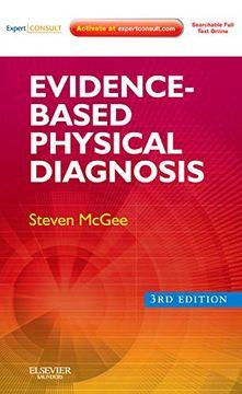 portada Evidence-Based Physical Diagnosis (libro en Inglés)