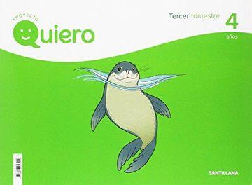portada PROYECTO QUIERO 4-3 AÑOS