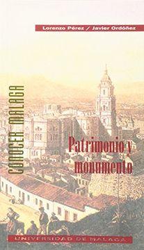 portada Patrimonio y Monumento (Conocer Málaga)