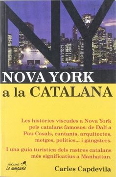 portada Nova York a la Catalana (libro en catalán)
