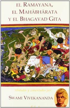 portada El Ramayana, el Mahabharata y el Bhagavad Gita