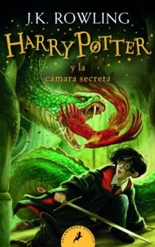 portada Harry Potter 2 y la Camara Secreta