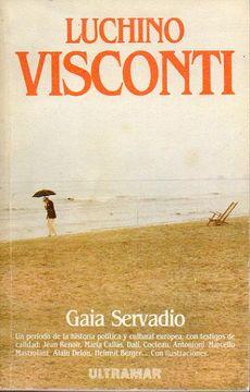 portada Luchino Visconti. 1ª Edición Española