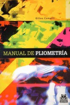portada Manual de Pliometria (libro en Español   362 páginas.ISBN: 8480199741. ISBN-13: 97884801997421ª edición (10/2007).)