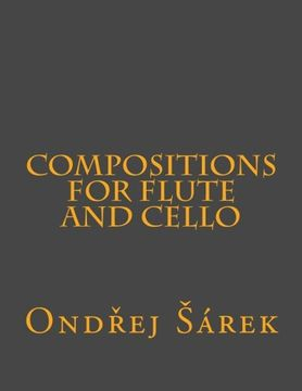 portada Compositions for Flute and Cello
