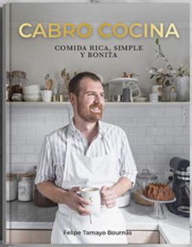 portada Cabro Cocina, Comida Rica, Simple y Bonita