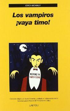 portada Los Vampiros¡ Vaya Timo!