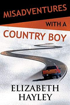 portada Misadventures With a Country boy (libro en Inglés)