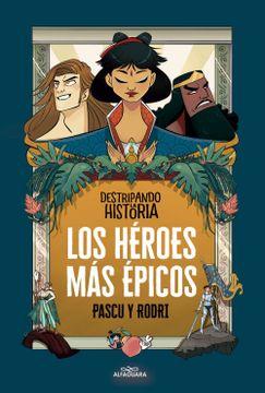 portada Los Héroes más Épicos