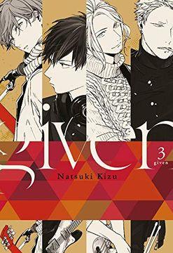 portada Given, Vol. 3
