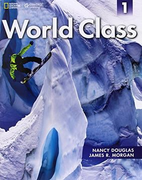 portada World Class 1: Student Book With Cd-Rom (World Class: Expanding English Fluency) (libro en inglés)