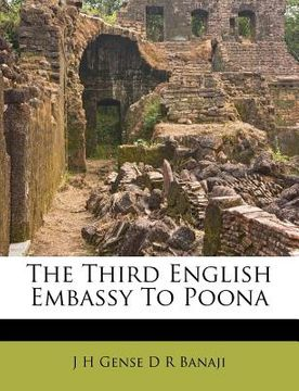 portada the third english embassy to poona