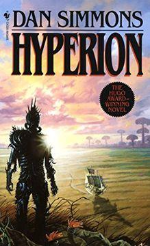 portada Hyperion (Hyperion Cantos) (libro en Inglés)