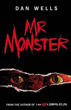 portada Mr. Monster