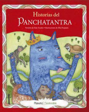 portada Historias del Panchatantra
