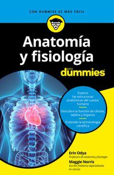 portada Anatomía y Fisiología Para Dummies
