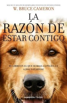 portada La Razón de Estar Contigo (Best Seller