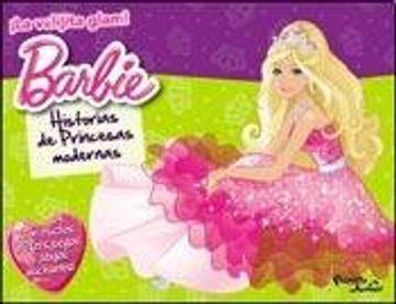 portada barbie historias de princesas modernas
