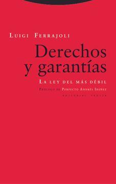 portada Derechos y Garantías (8ª Edición)