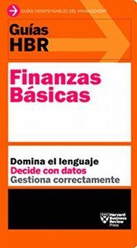 portada Guías Hbr: Finanzas Básicas