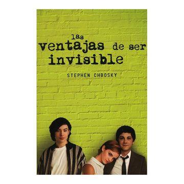 portada Las Ventajas de ser Invisible