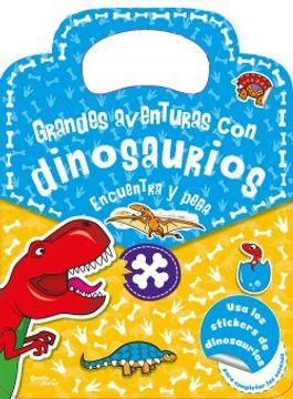 portada Grandes Aventuras con Dinosaurios