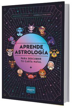 portada Aprende Astrologia Para Descubrir tu Carta Natal