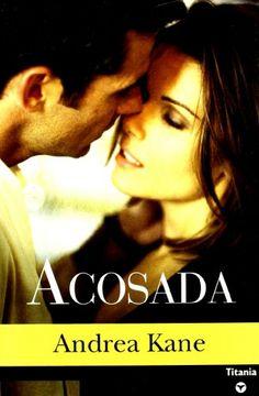portada Acosada (Titania Contemporánea)
