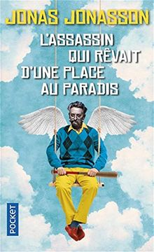 portada L'assassin qui revait d'une place au paradis (French Edition)