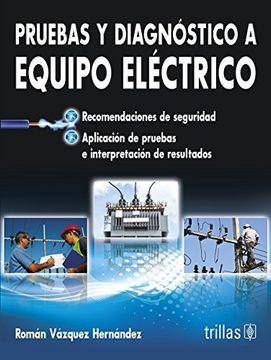 portada PRUEBAS Y DIAGNOSTICO DE EQUIPO ELECTRICO