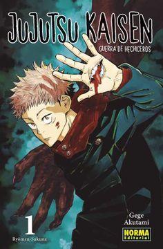 portada Jujutsu Kaisen 1