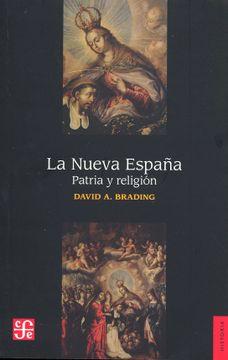 portada La Nueva España: Patria y Religión